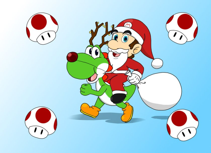 santa_mario_by_retro_eternity-d5oq0jx