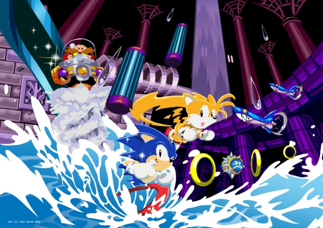 Sonic3_Hydrocity_zone_by_Joelchan